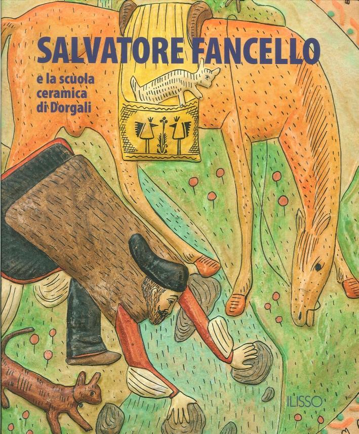 Salvatore Fancello e la Scuola Ceramica di Dorgali.