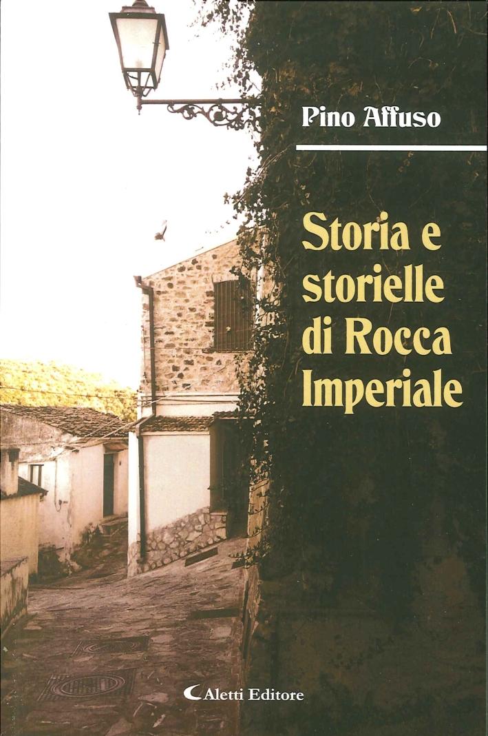 Storia e Storielle di Rocca Imperiale.