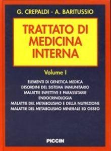 Trattato di medicina interna. Volume 1. [scompleta].