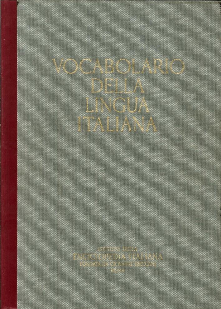 Il vocabolario della lingua italiana Treccani. Volume II. D-L