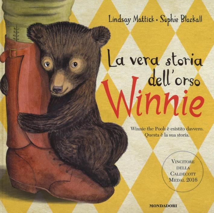 La vera storia dell'orso Winnie.