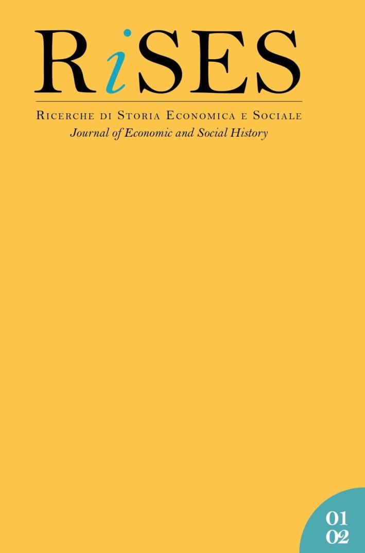 Ricerche di storia economica e sociale. Vol. 1: Cibo in età moderna e contemporanea tra produzione e consumo (secc. XVIII-XX)
