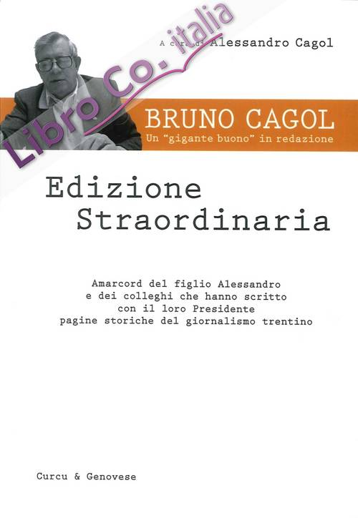 Edizioni Straordinaria.