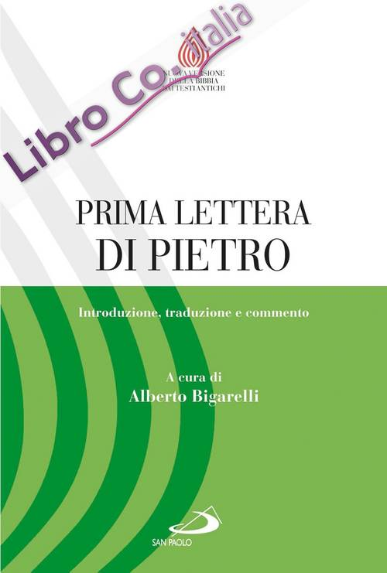 Prima lettera di Pietro. Introduzione, traduzione e commento.