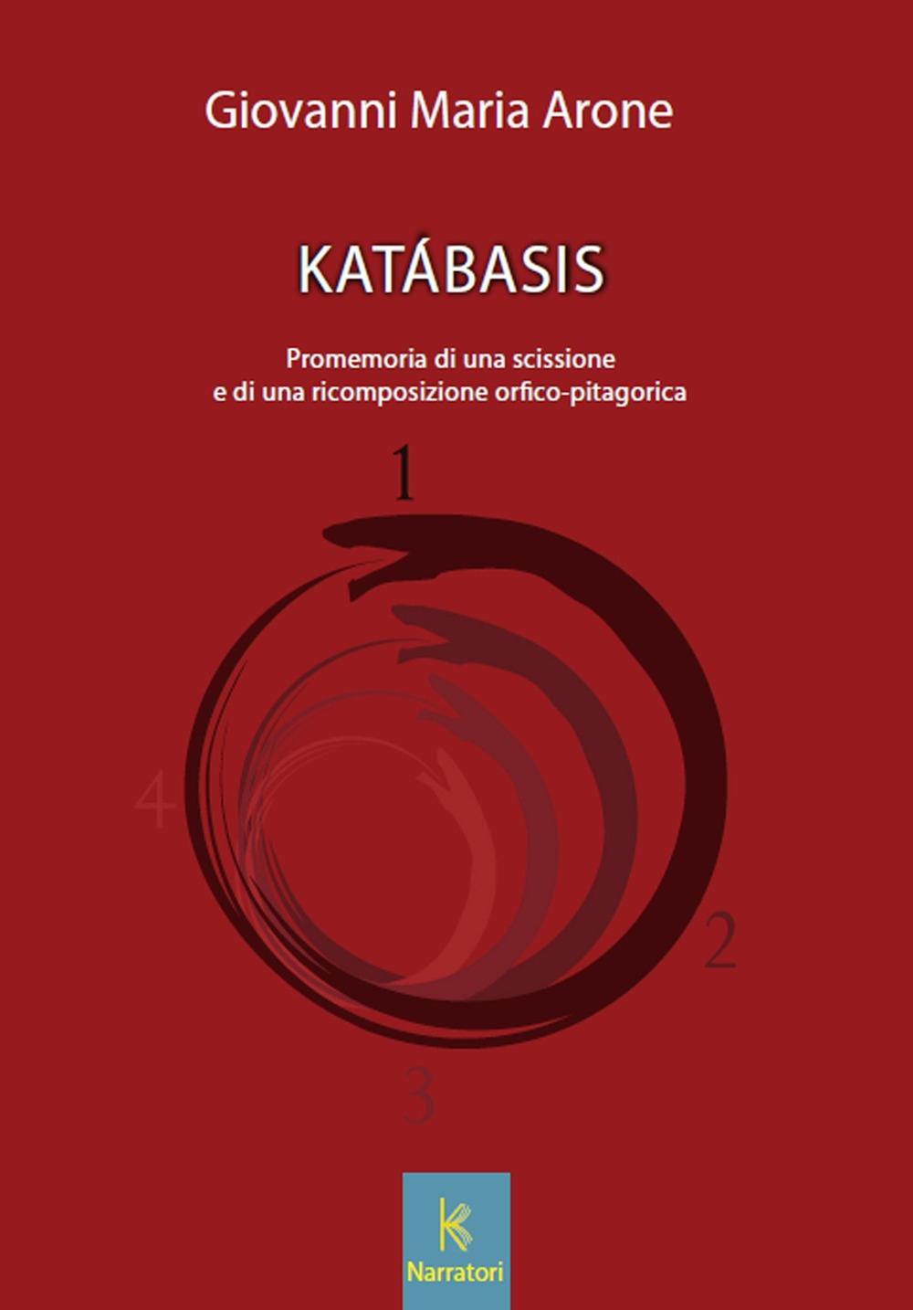 Katabasis. Promemoria di una scissione e di una ricomposizione orfico-pitagorica.