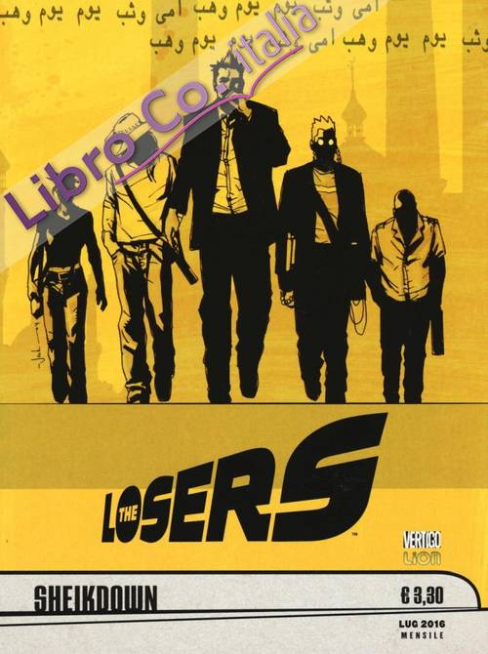 Sheikdown. The Losers. Vol. 4