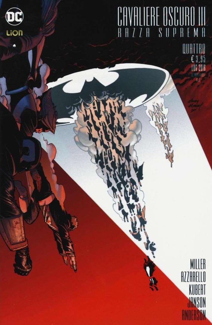 Razza suprema. Batman. Il cavaliere oscuro III. Vol. 4