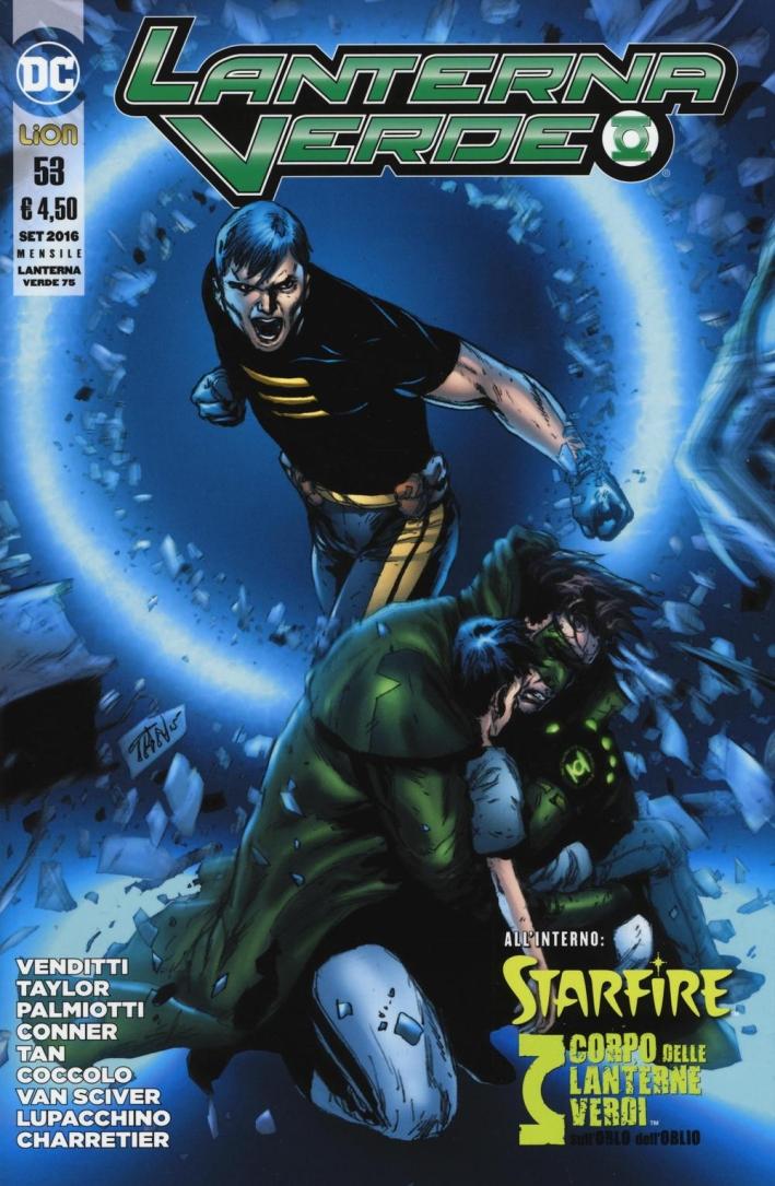 Lanterna verde. Nuova serie. Vol. 75.