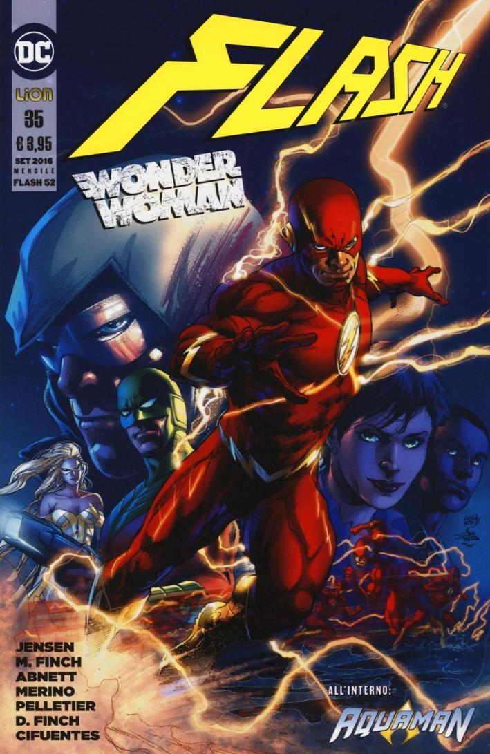 Flash. Wonder Woman. Vol. 35