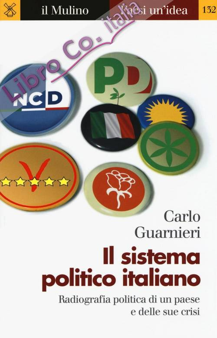 Il sistema politico italiano. Radiografia politica di un paese e delle sue crisi.