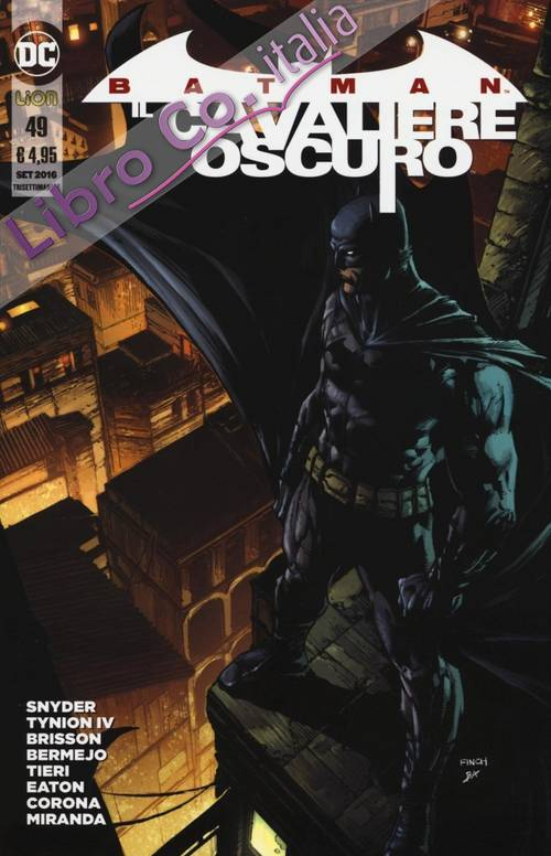 Batman il cavaliere oscuro. Vol. 49