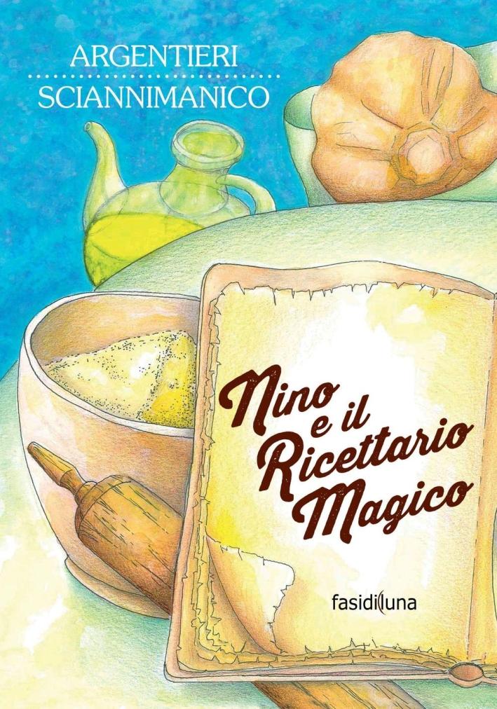 Nino e il ricettario magico.