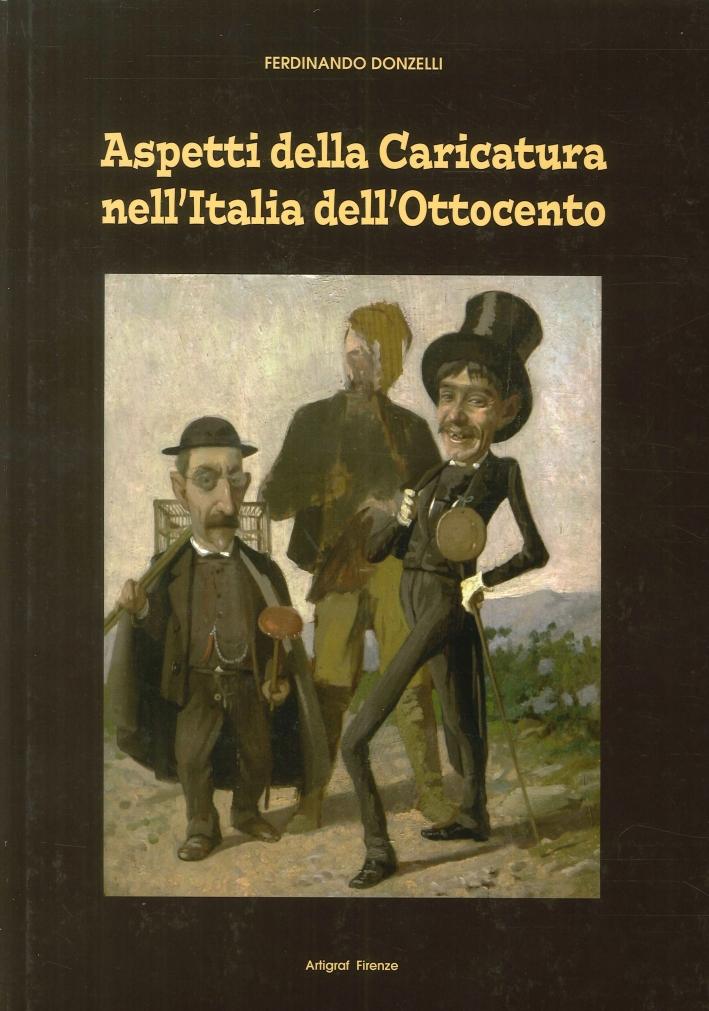 Aspetti della Caricatura nell'Italia Dell'Ottocento