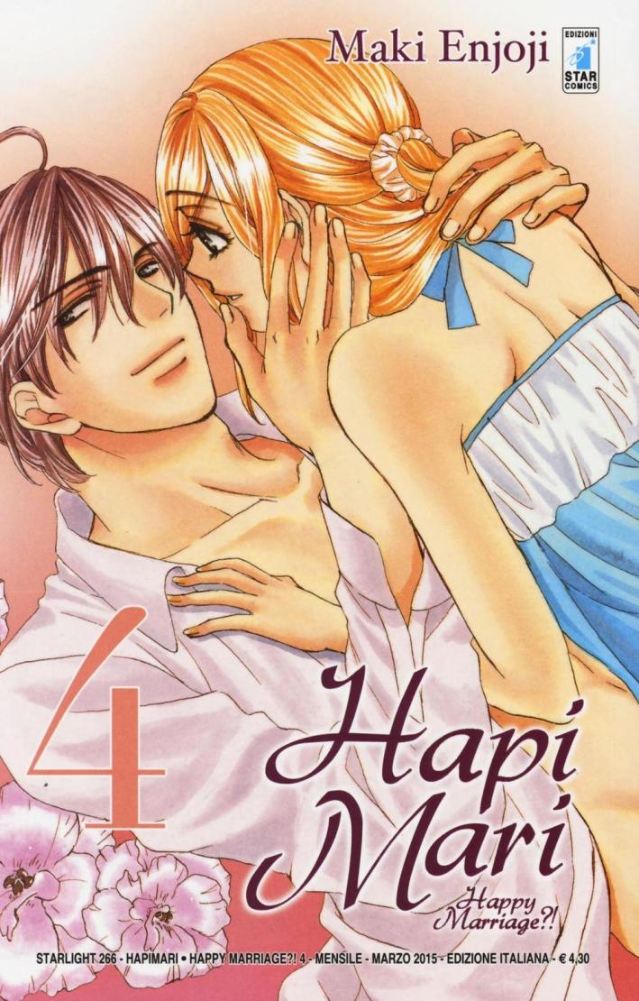 Hapi mari. Happy marriage?!. Vol. 4.