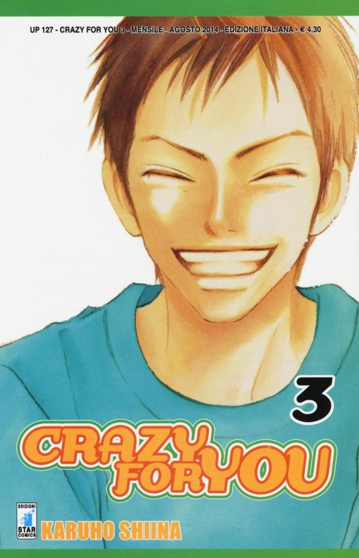 Crazy for you. Vol. 3.