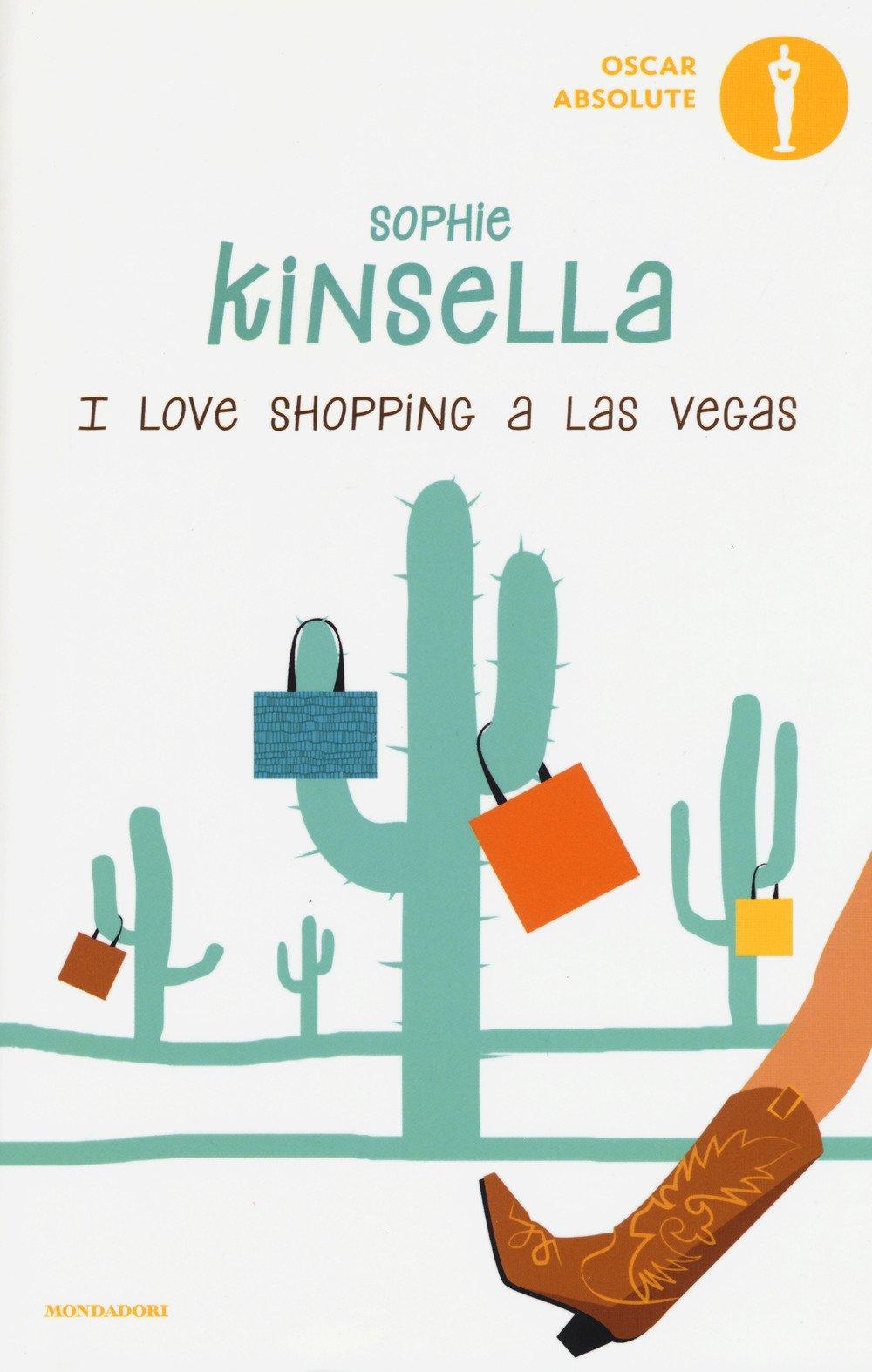 I love shopping a Las Vegas.