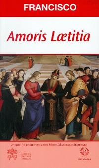 Amoris laetitia. Esortazione apostolica postsinodale.