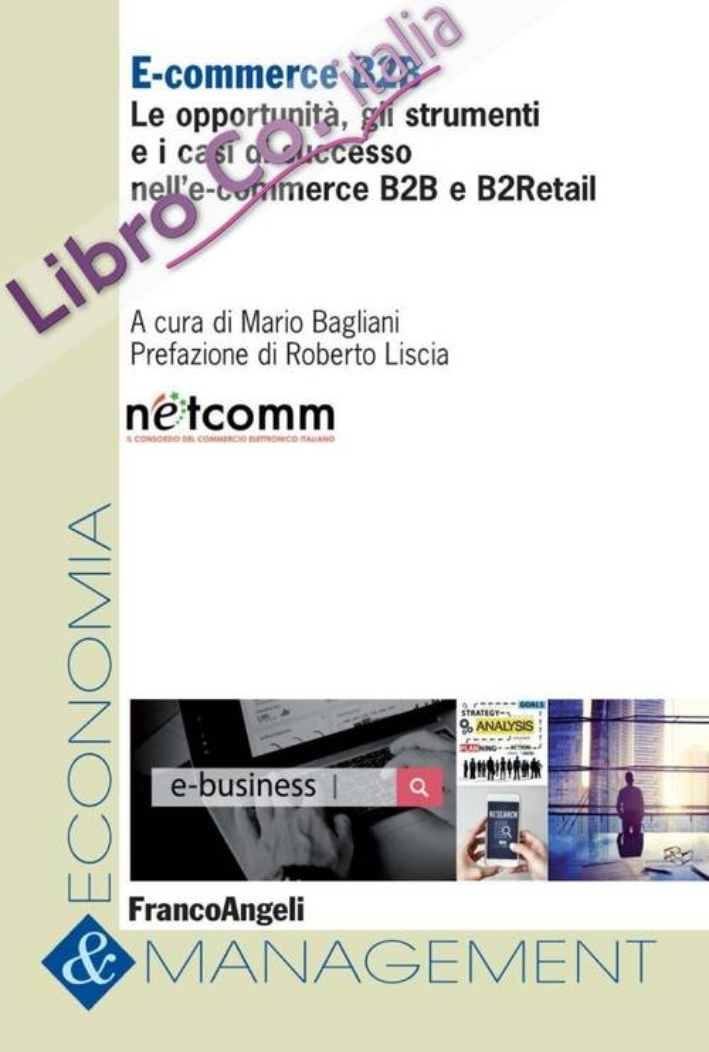 E-commerce B2B. Le opportunità, gli strumenti e i casi di successo nell'e-commerce B2B e B2Retail.
