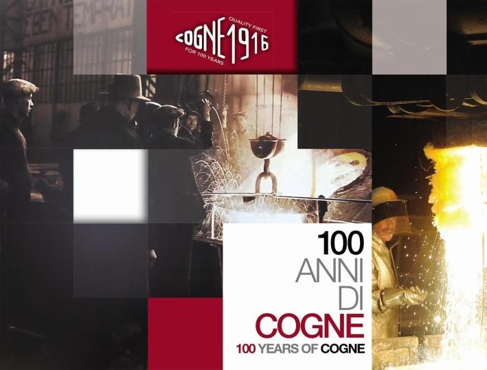 100 anni di Cogne. Ediz. italiana e inglese.