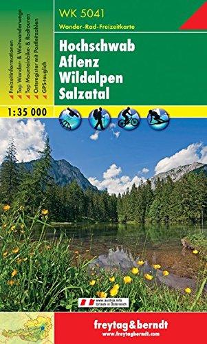 Hochschwab Aflenz Wildalpen Salzatal 1:35.000