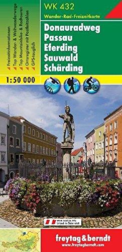 Danube bike trail Passau Eferding Sauwal.