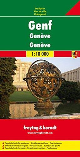 Geneva 1:10.000.