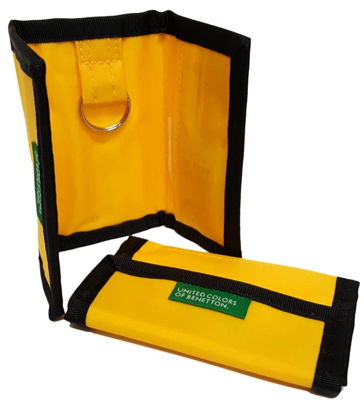 Benetton - portachiavi apribile cm 6,5x12,5