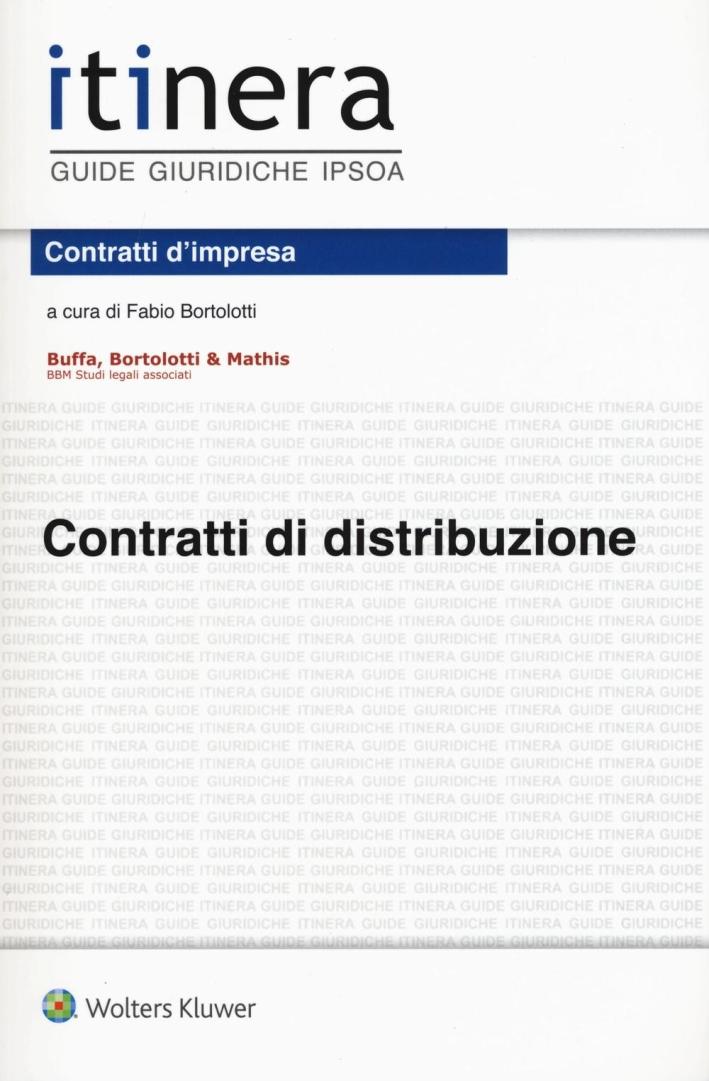 Contratti di distribuzione.