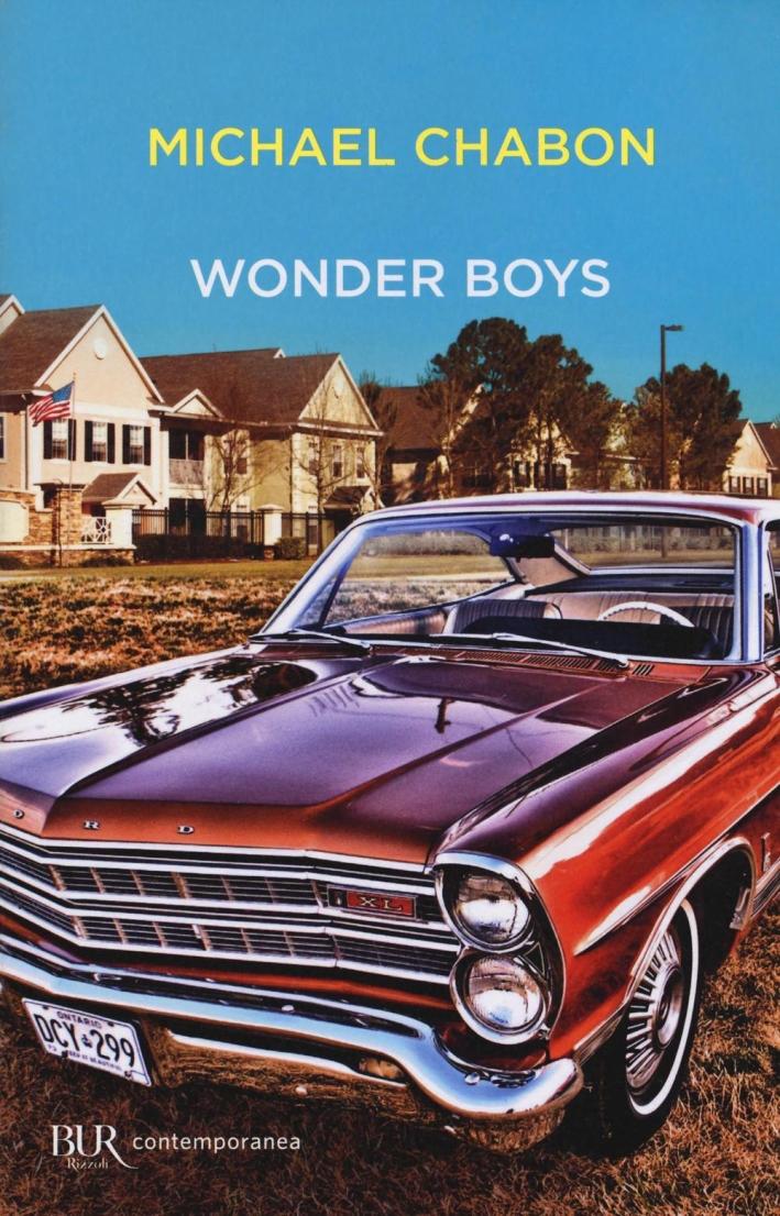 Wonder Boys.