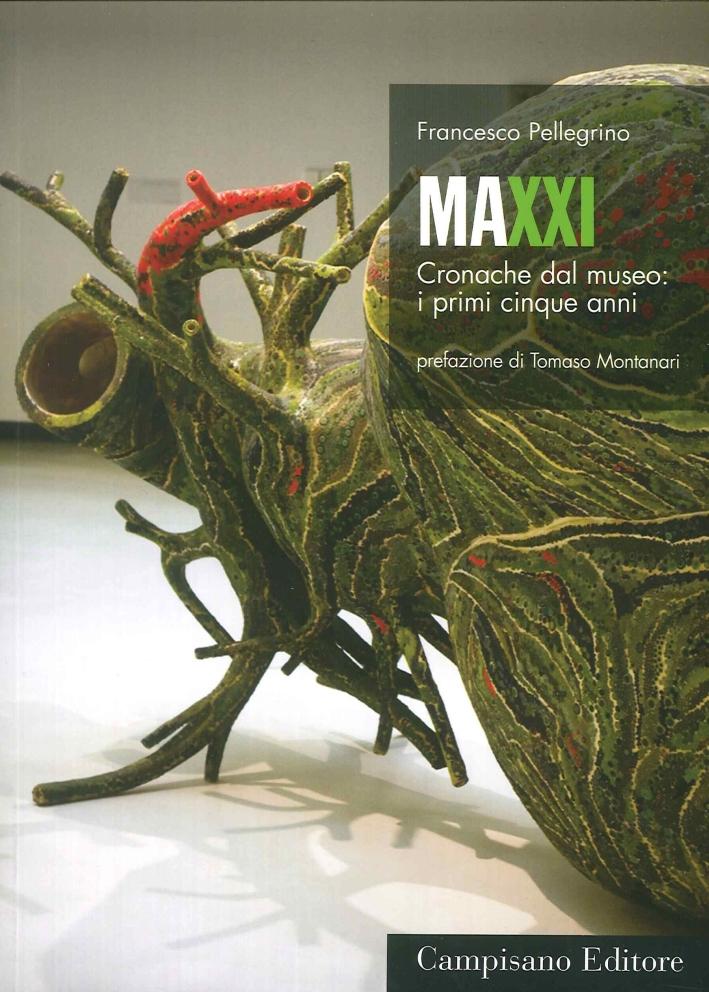 MAXXI. Cronache dal Museo. I Primi Cinque Anni.
