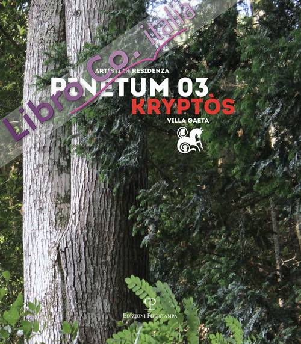 Design Pinetum 03. Kryptos. Scultura Eros, Eros Natura