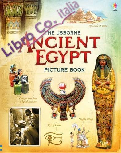 Ancient Egypt Picture Book.