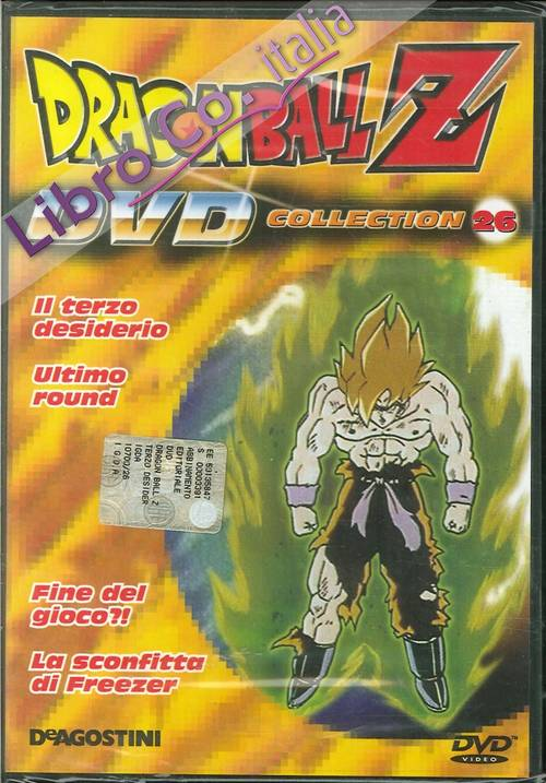 Dragonball Z Collection 26. DVD