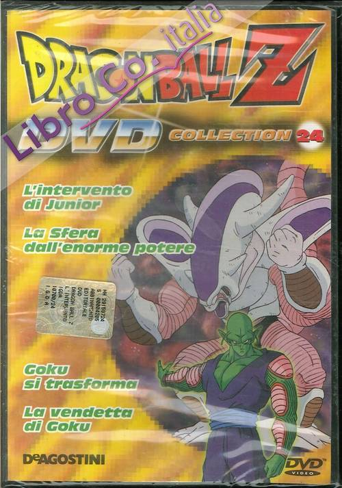 Dragonball Z Collection 24. DVD