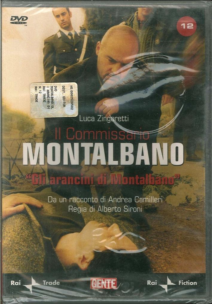 Il Commissario Montalbano. N.12.