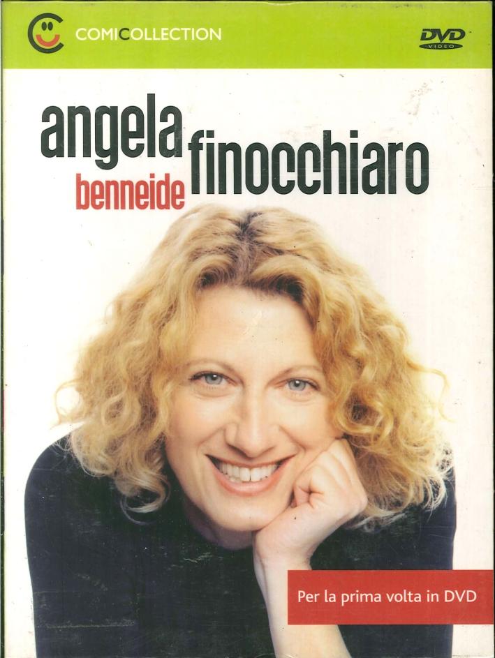 Angela Finocchiaro. Benneide. DVD