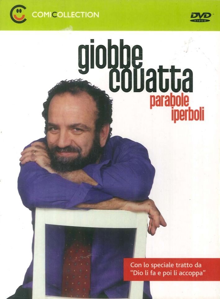 Giobbe Covatta. Parabole Iperbole. DVD.