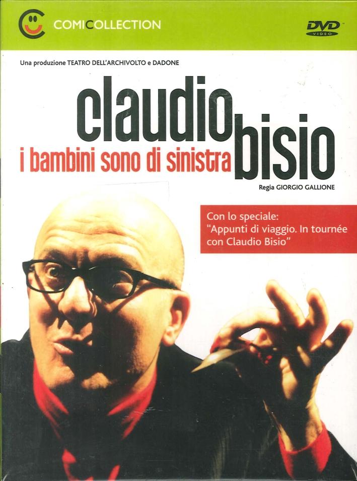 Claudio Bisio. I Bambini Sono di Sinistra. DVD