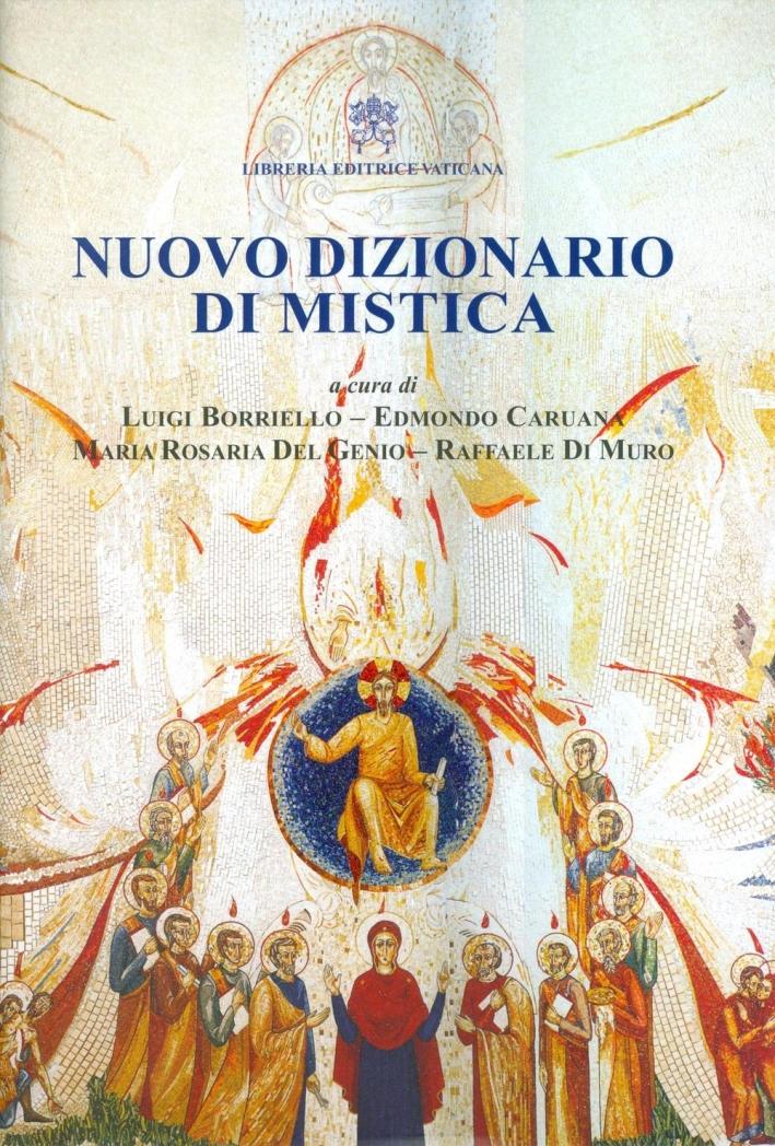 Nuovo dizionario di mistica.