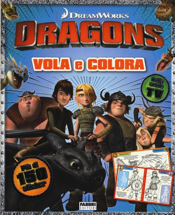 Dragons. Il libro gioco. Con adesivi.