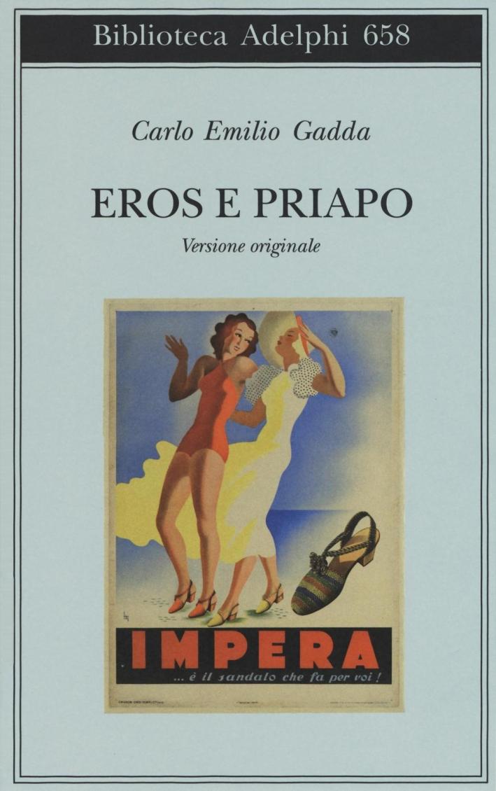 Eros e Priapo.