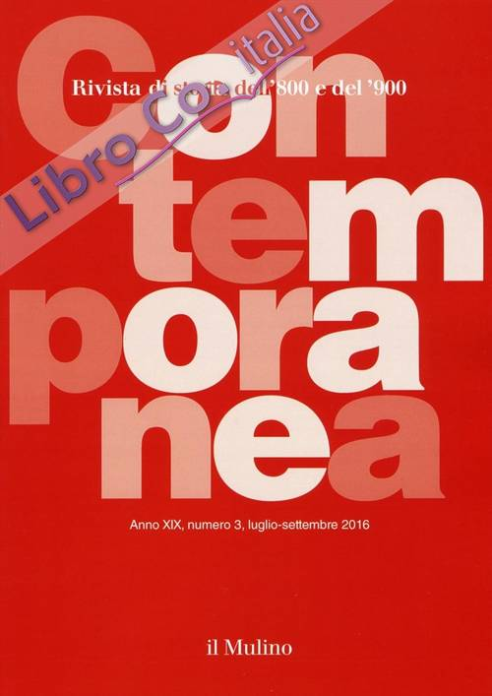 Contemporanea (2016). Vol. 3.