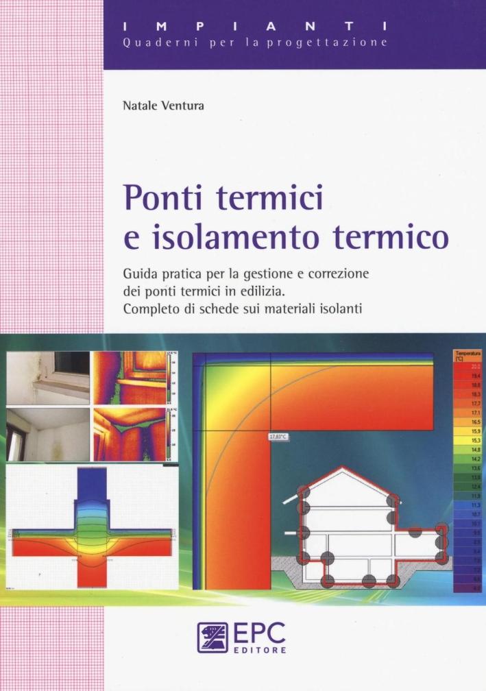 Ponti termici e isolamento termico.