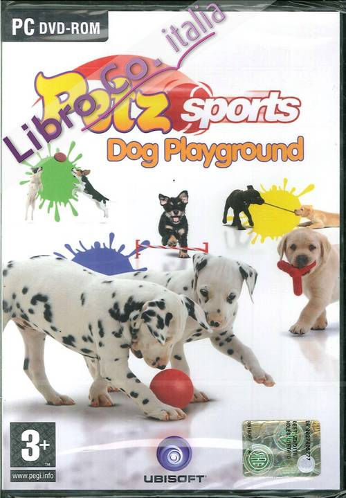 Petz Sports Dog Playground - Pc DVD Rom.
