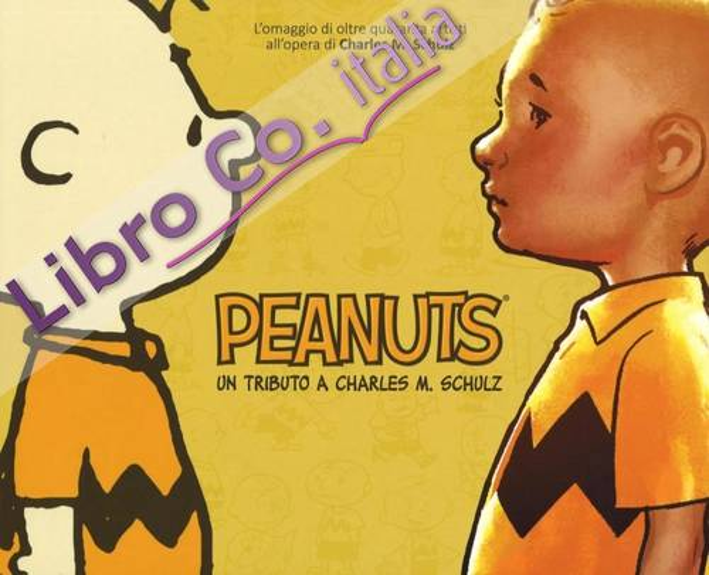 Peanuts. Un tributo a Charles M. Schulz.