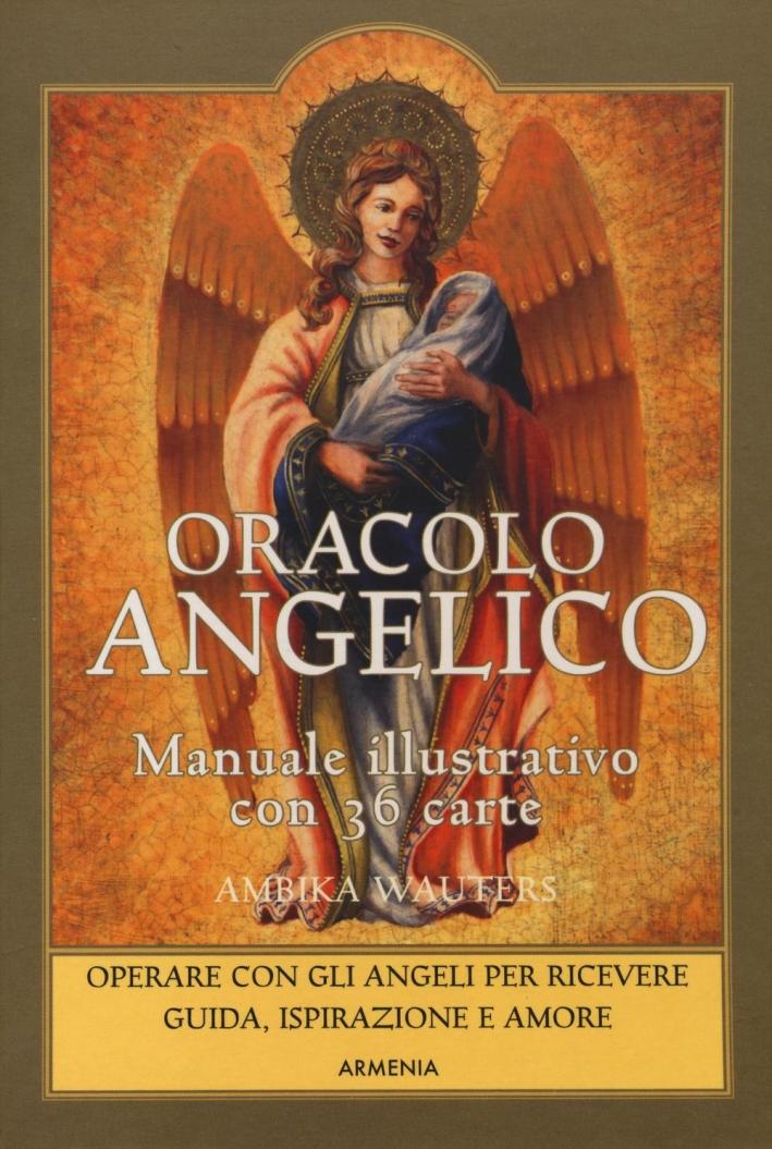 Oracolo angelico. Con 36 carte.