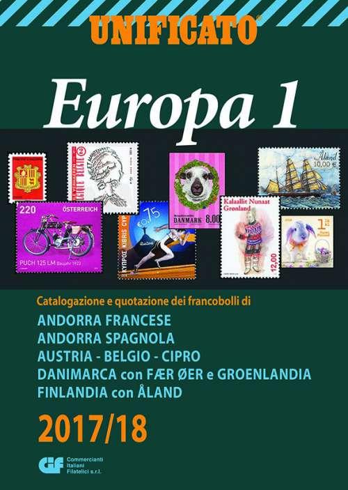 Europa 2017/18. Ediz. illustrata. Vol. 1
