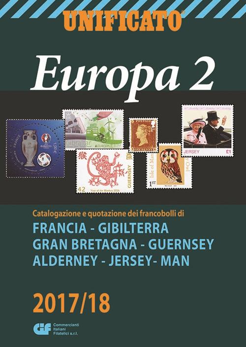 Europa 2017/18. Vol. 2.