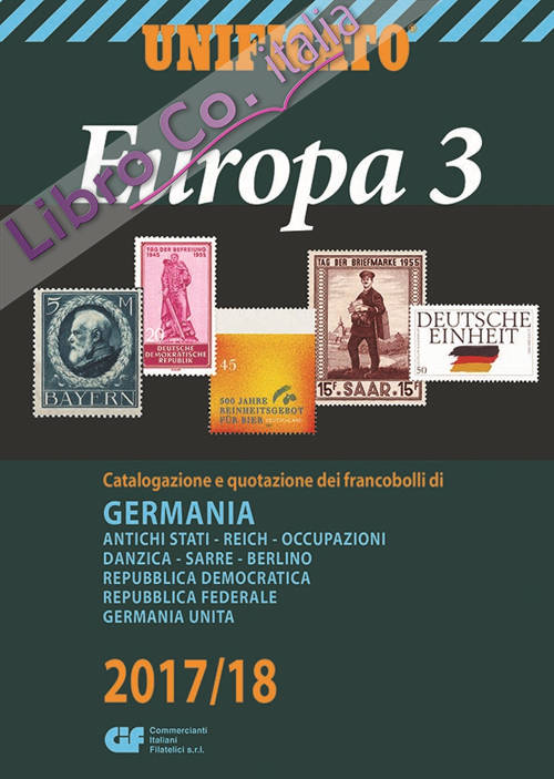 Europa 2017/18. Vol. 3.