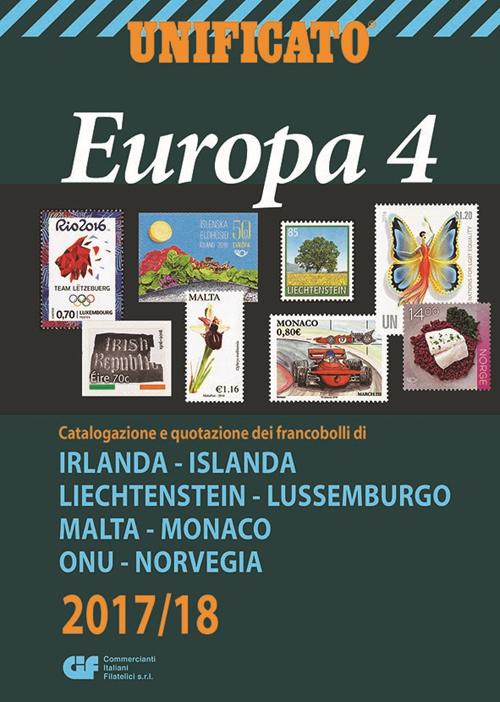 Europa 2017/18. Vol. 4.